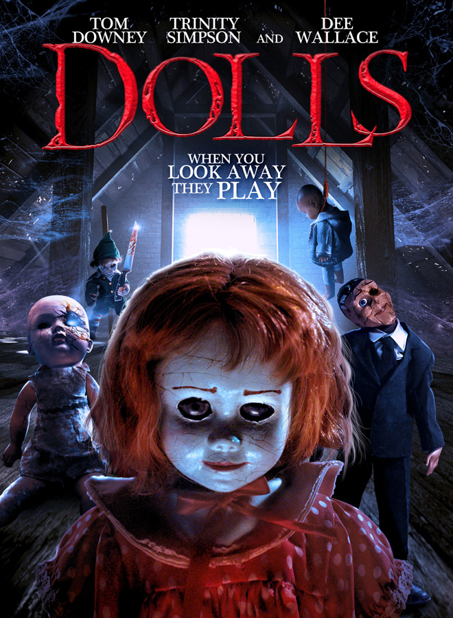 dolls poster - Dolls (Movie Review)