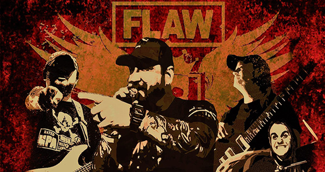flaw promo - FLAW - VOL IV: Because of the Brave (Album Review)