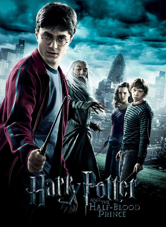 harry potter poster - Harry Potter and the Half-Blood Prince 10 Years Later