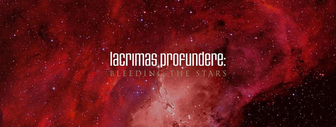 lacrimas profundere bleeding slide - Lacrimas Profundere - Bleeding The Stars (Album Review)