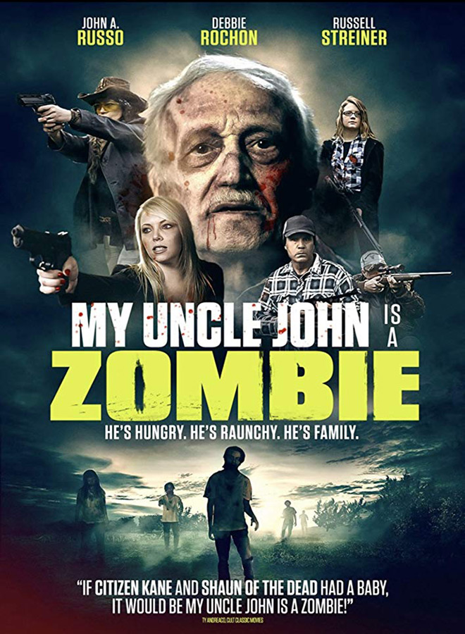 my uncle john poster - My Uncle John is a Zombie! (Movie Review)