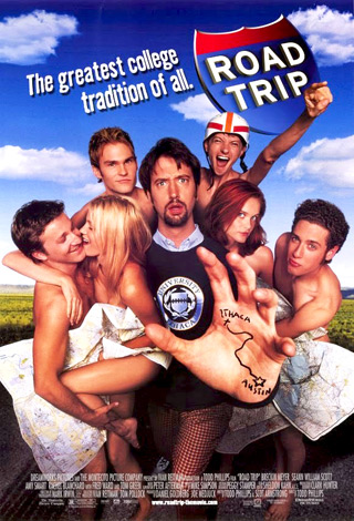 road trip - Interview - Tom Green