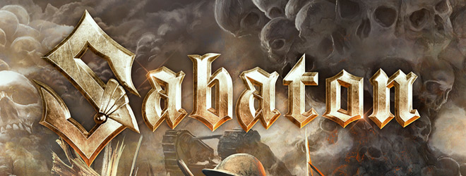 sabaton slide - Sabaton - The Great War (Album Review)