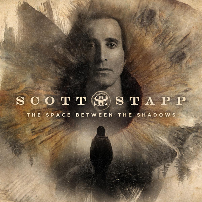 scott stapp 2019 - Scott Stapp -The Space Between the Shadows (Album Review)