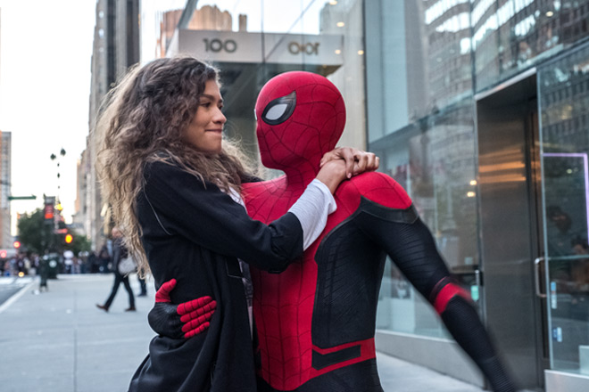 spider man far from home 3 - Spider-Man: Far From Home (Movie Review)