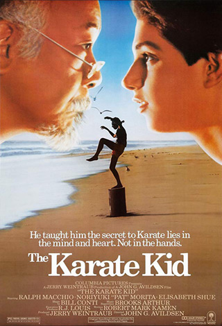 the karate kid poster - Interview - Martin Kove
