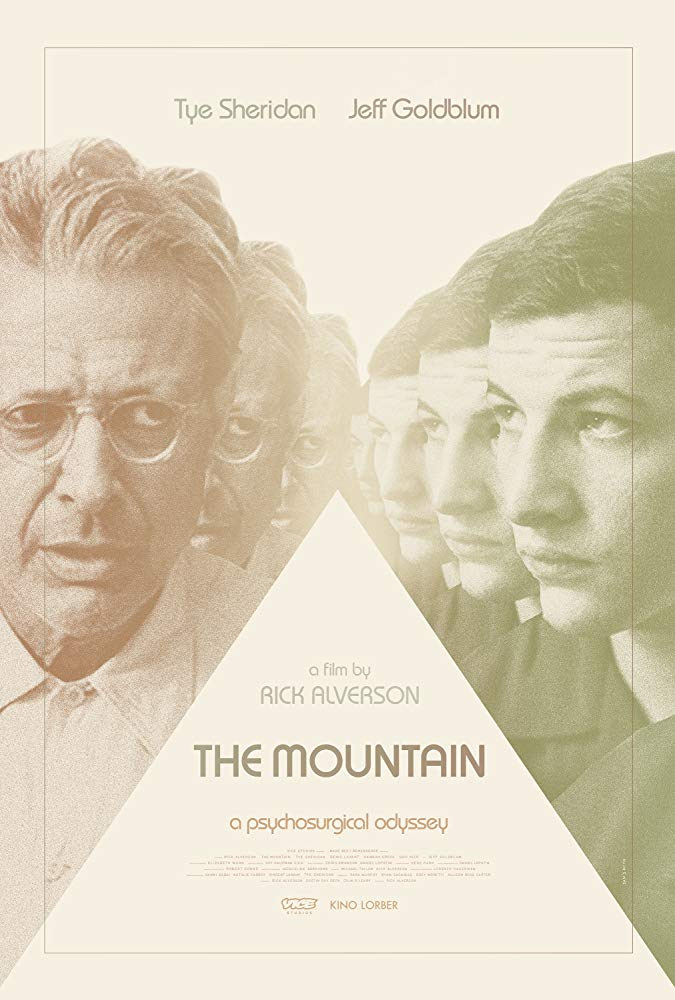 the mountain poster - The Mountain (Movie Review)