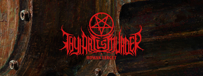 thy art slide - Thy Art Is Murder - Human Target (Album Review)