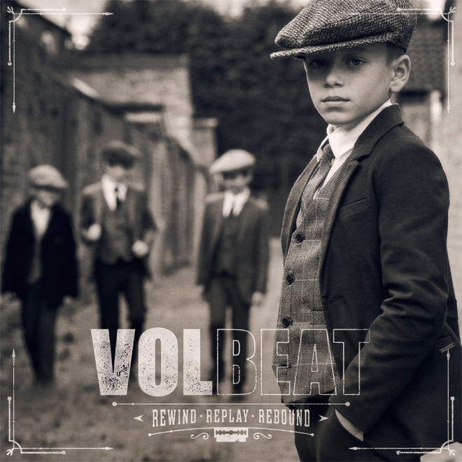 volbeat rewind - Volbeat - Rewind, Replay, Rebound (Album Review)