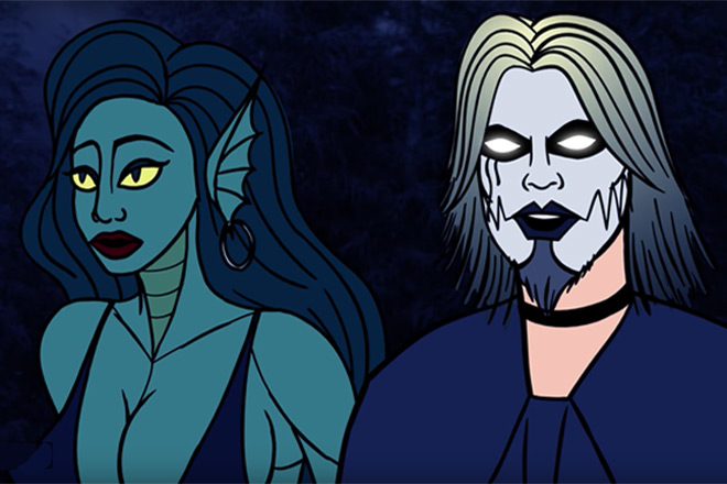 zoinks - Interview - John 5 Talks Invasion, Rob Zombie, + More
