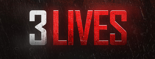 3 live slide - 3 Lives (Movie Review)
