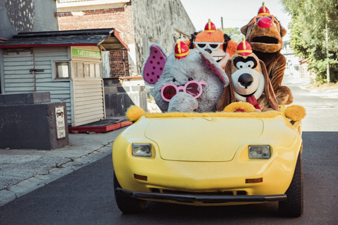 bananasplits 1 - The Banana Splits Movie (Movie Review)