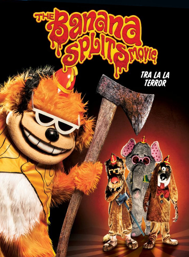 bananasplits poster - The Banana Splits Movie (Movie Review)