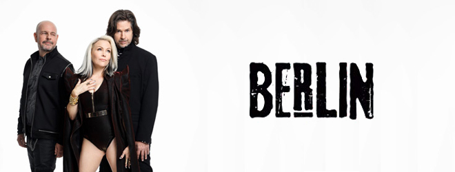 berlin slide - Interview - Terri Nunn of Berlin