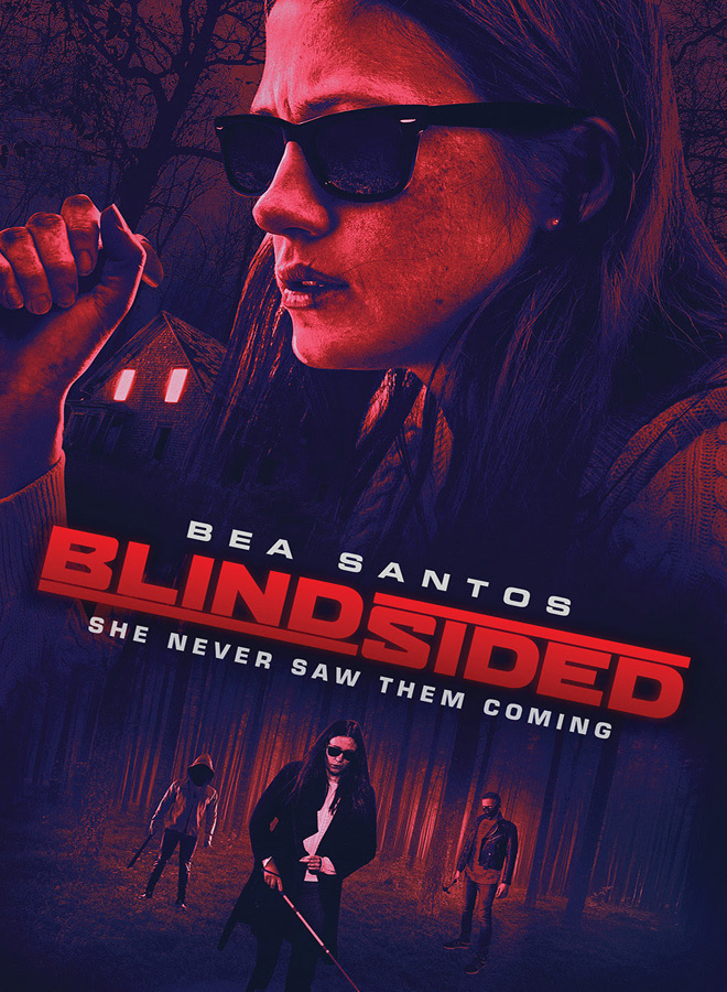 blindsided poster - Blindsided (Movie Review)
