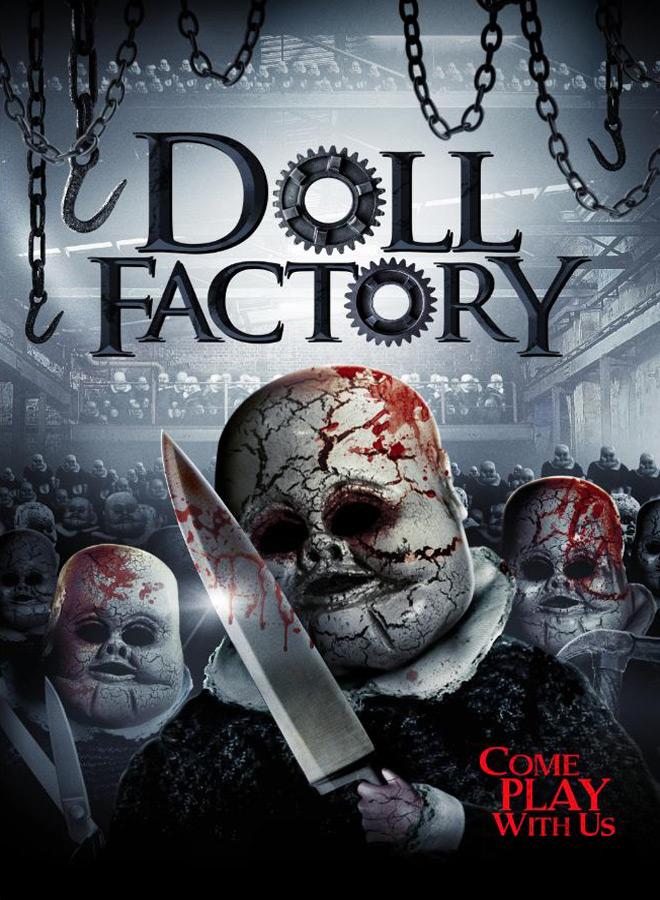 doll factory poster - Doll Factory (Movie Review)