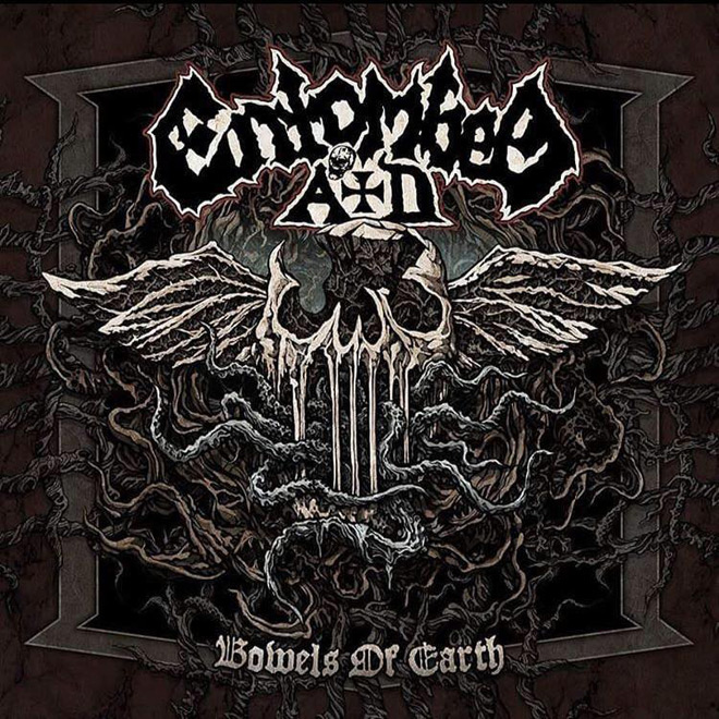 entombed ad - Entombed A.D. - Bowels of Earth (Album Review)