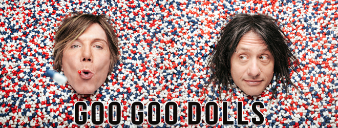 goo goo dolls slide - Interview - John Rzeznik & Robby Takac of Goo Goo Dolls