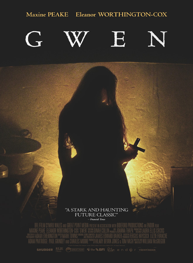 gwen poster - GWEN (Movie Review)