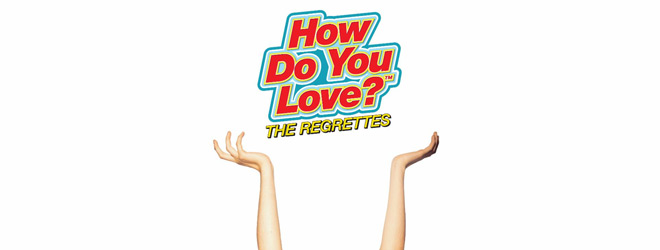 how do you love slide - The Regrettes - How Do You Love? (Album Review)