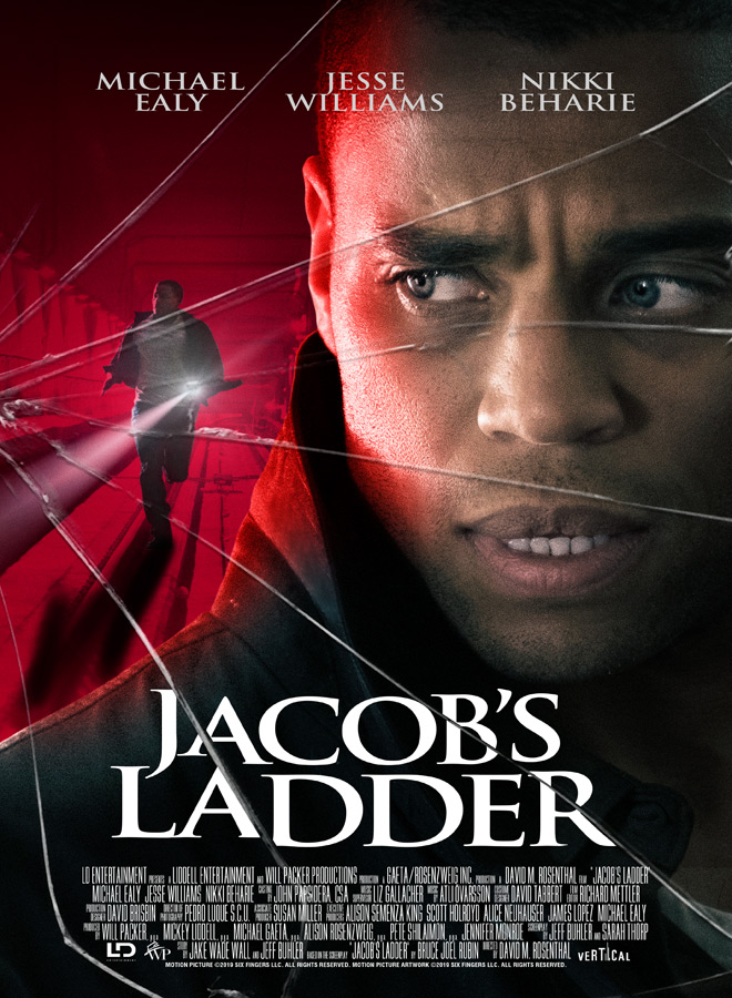 jacobs ladder poster - Jacob's Ladder (Movie Review)