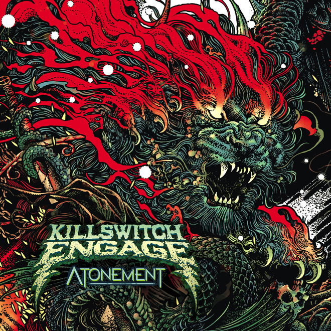kse - Killswitch Engage - Atonement (Album Review)