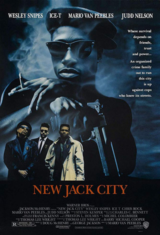 new jack city - Interview - Judd Nelson