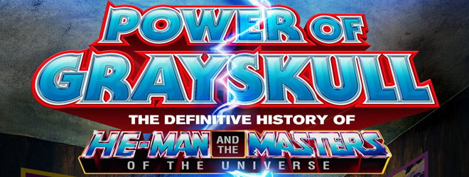 power of grayskull slide - Power of Grayskull (Documentary Review)