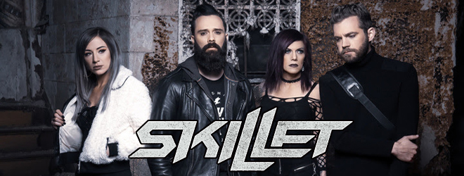 skillet interview 2019 - Interview - John Cooper of Skillet Talks Victorious
