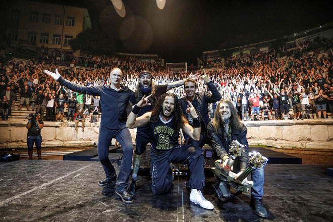 sons of apollo live - Sons of Apollo - Live With The Plovdiv Psychotic Symphony (Live Album Review)