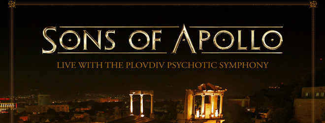 sons of apollo slide - Sons of Apollo - Live With The Plovdiv Psychotic Symphony (Live Album Review)
