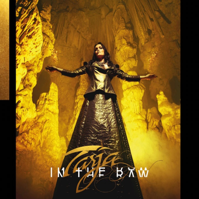 tarja in the raw - Tarja - In The Raw (Album Review)