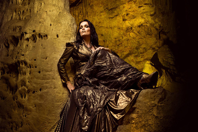 tarja promo - Tarja - In The Raw (Album Review)