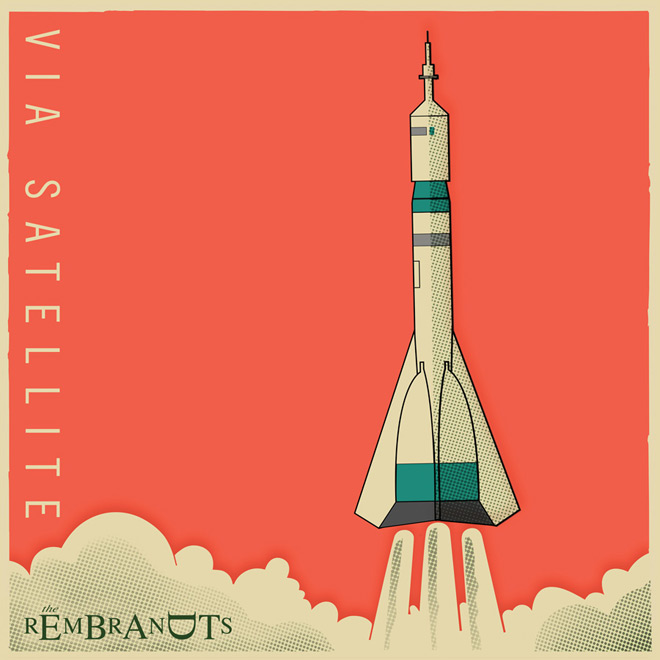 via satelitte - The Rembrandts - Via Satellite (Album Review)