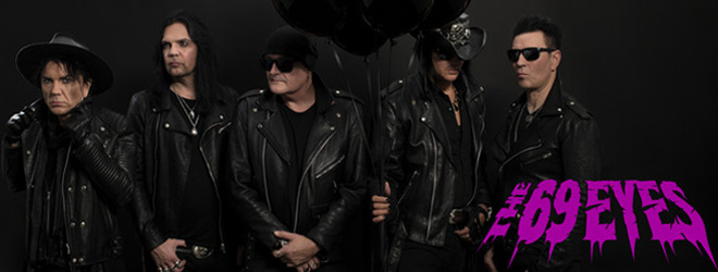 69 eyes slide 1 - Jyrki 69 Talks 30 Years of The 69 Eyes, New Music + More