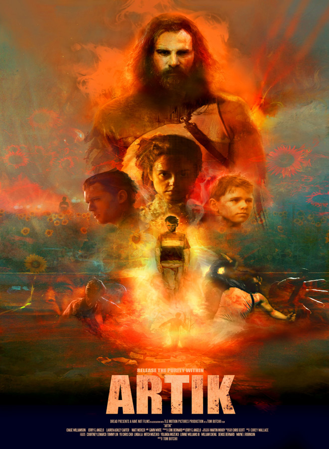 artik poster 1 - Artik (Movie Review)