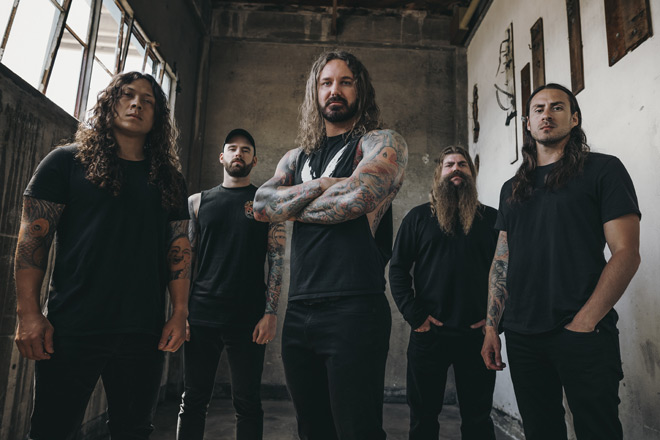 as i lay dying 2019 - As I Lay Dying - Shaped By Fire (Album Review)