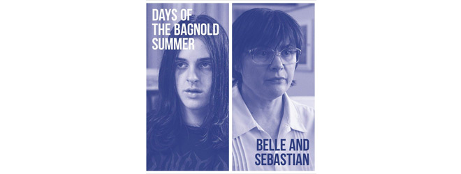 belle and sebastian days slide - Belle and Sebastian - Days of Bagnold Summer (Album Review)