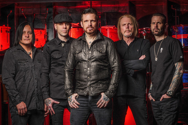 black star riders promo 1 - Black Star Riders - Another State Of Grace (Album Review)