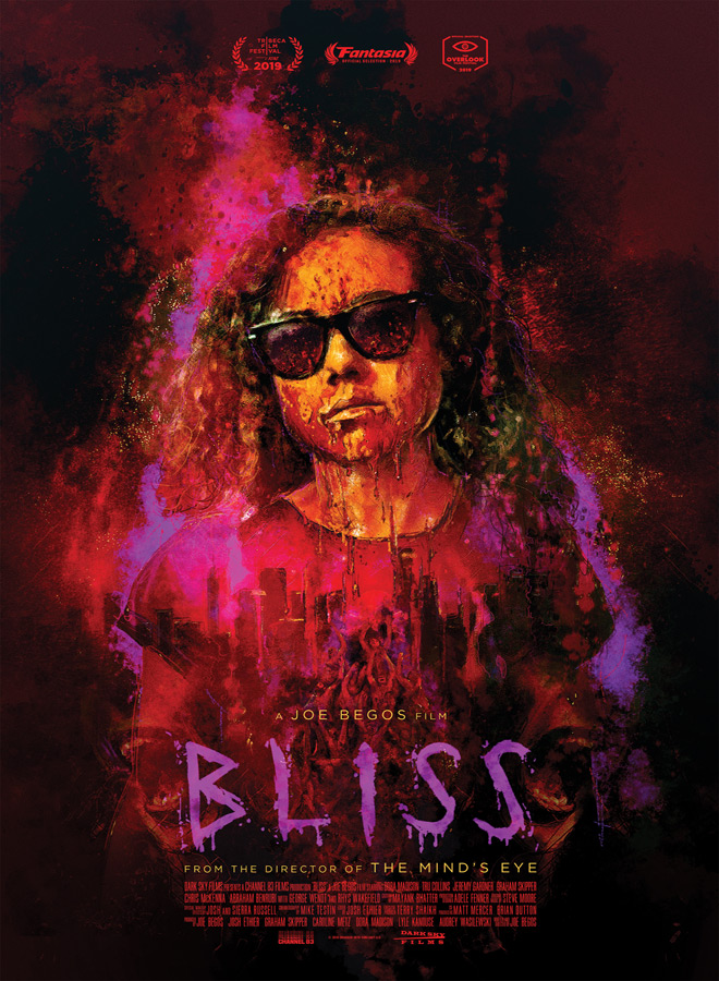 bliss poster - Bliss (Movie Review)