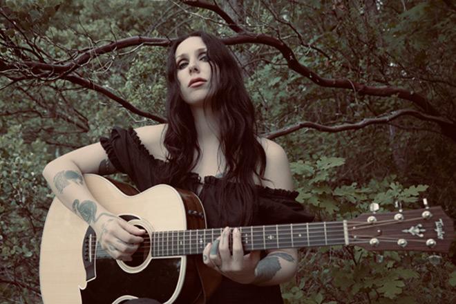 chelsea wolfe - Chelsea Wolfe - The Birth Of Violence (Album Review)