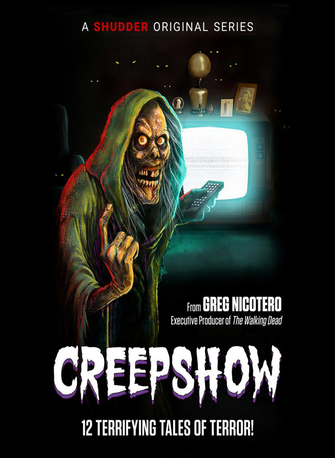 creepshow poster - Creepshow - Gray Matter and The House of the Head (Episode 101 Review)