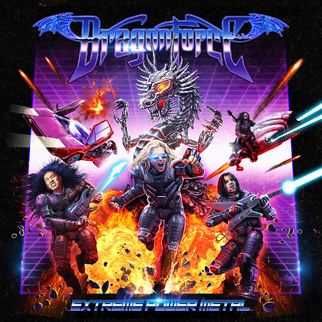 dragonforce extreme - DragonForce - Extreme Power Metal (Album Review)