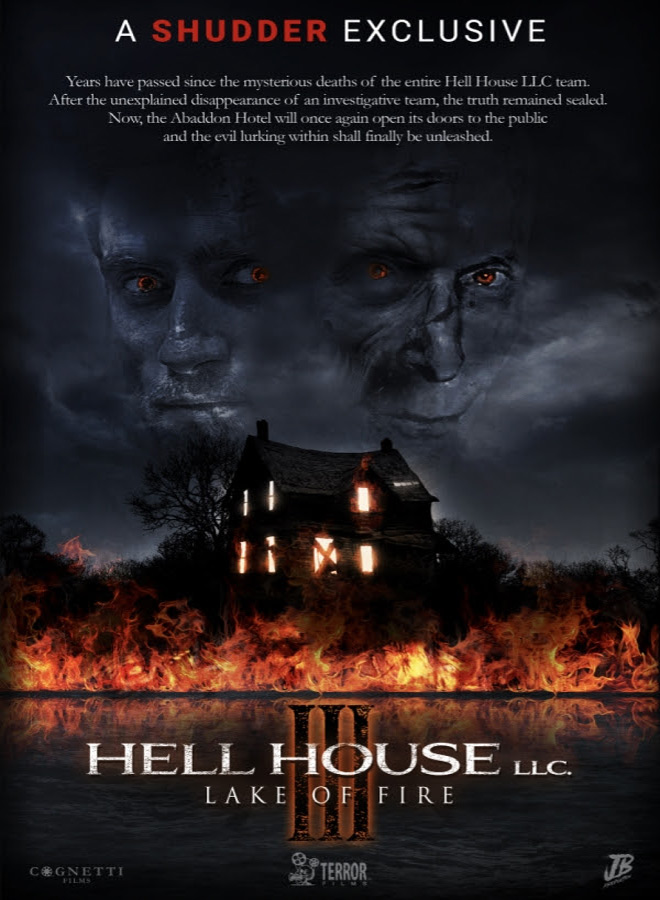 hell house poster - Hell House LLC III: Lake of Fire (Movie Review)
