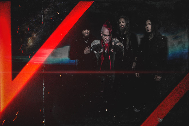 hellyeah promo - HELLYEAH - Welcome Home (Album Review)