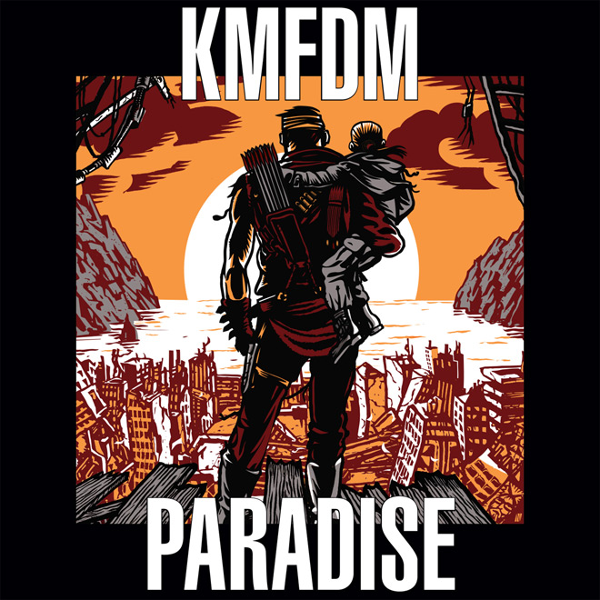 kmfdm paradise - Cryptic Rock Presents: The Best Albums of 2019