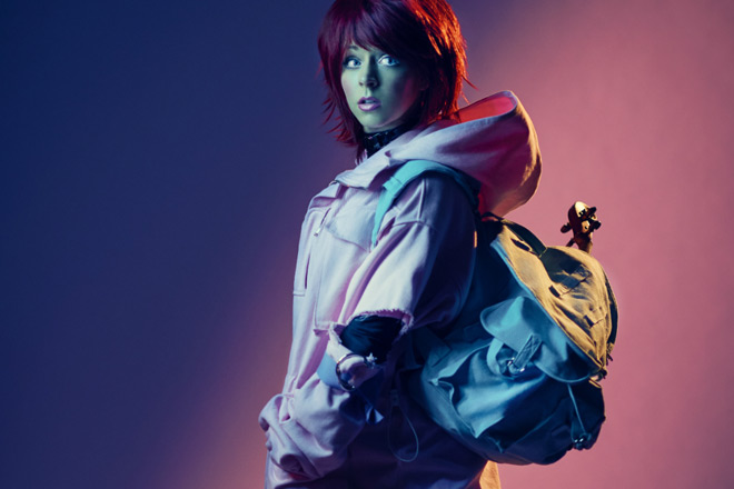 lindsey stirling atremis promo - Lindsey Stirling - Artemis (Album Review)