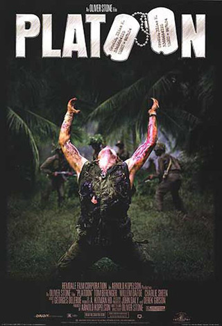 platoon poster - Interview - Robby Krieger of The Doors