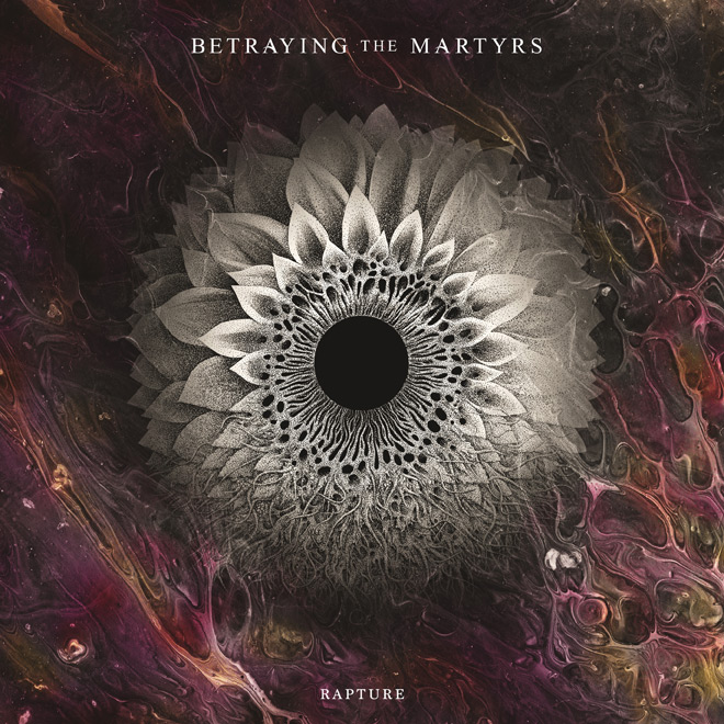 rapture album - Betraying the Martyrs - Rapture (Album Review)