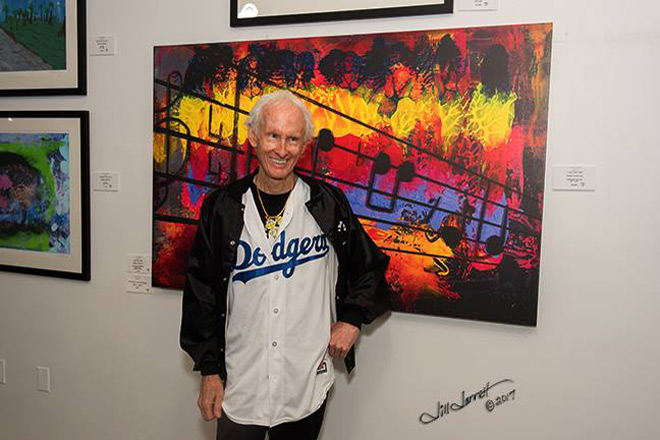 robby art - Interview - Robby Krieger of The Doors
